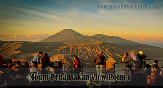 Mount Penanjakan View Point 1