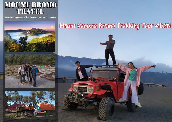 Mount Semeru Bromo Tour Package