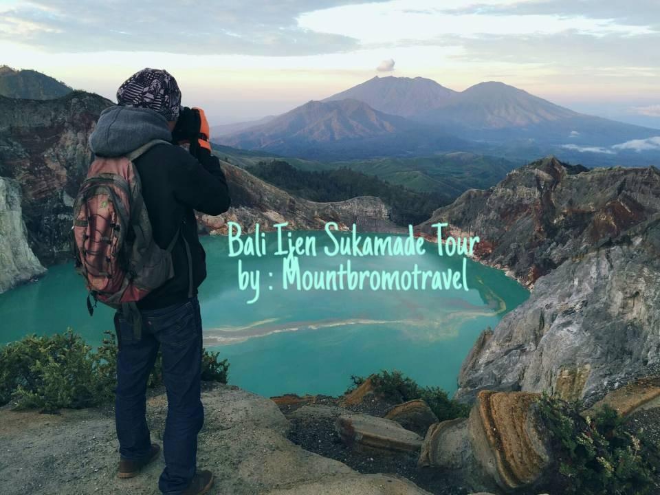 Bali Ijen Sukamade Tour